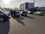 Wciąż polują na nielegalnych przewoźników. W Łodzi wpadło kolejnych dwóch kierowców