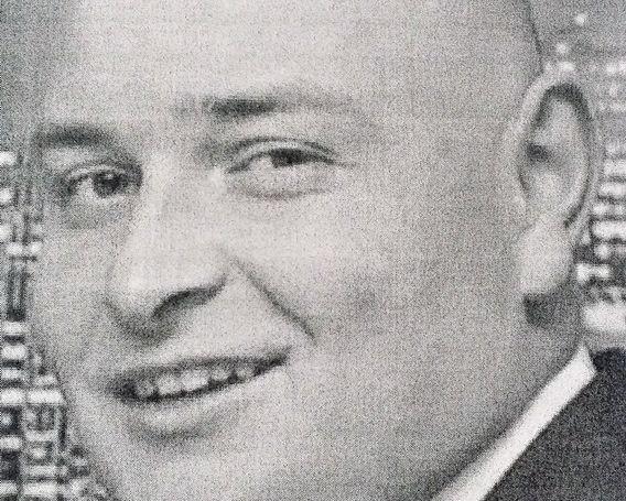 Zaginiony Tomasz Ciszkowski.