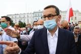 Trzaskowski oskarża premiera, że prowadzi kampanię Dudzie