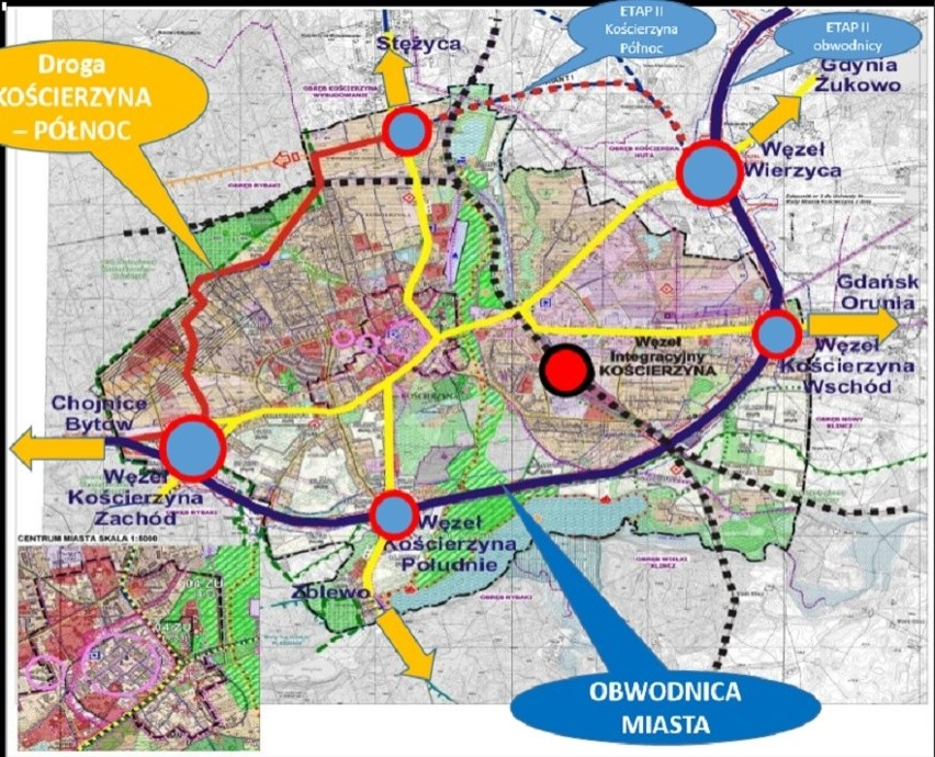 Mieszkańcy komentują pomysł budowy nowej drogi, która powstanie w mieście
