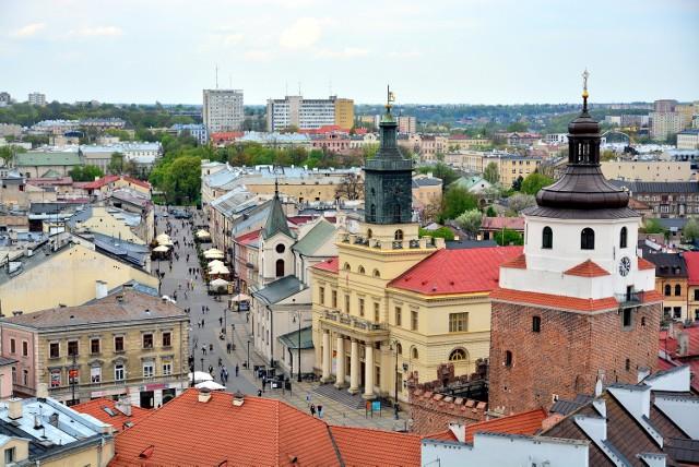 Pierwszy raport o polskich metropoliach ukazał się w 2007 r. Lublin jest w nim uwzględniany od 2011 r.