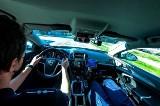 Piraci na nowej drodze regionalnej w Rybniku pędzą 180 km/h. Zobaczcie, jak policja z wideorejestratorem studzi temperament