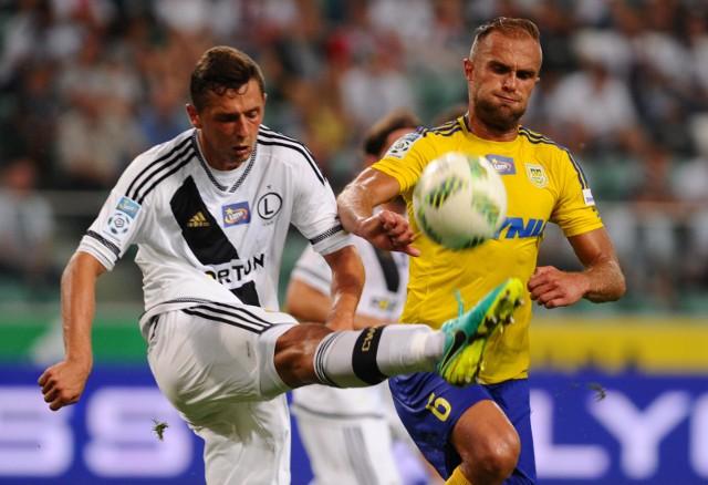 W meczu o Superpuchar Legia zagra z Arką