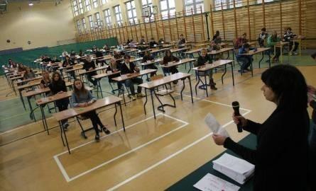 Egzamin gimnazjalny 2016 podzielony jest na trzy części
