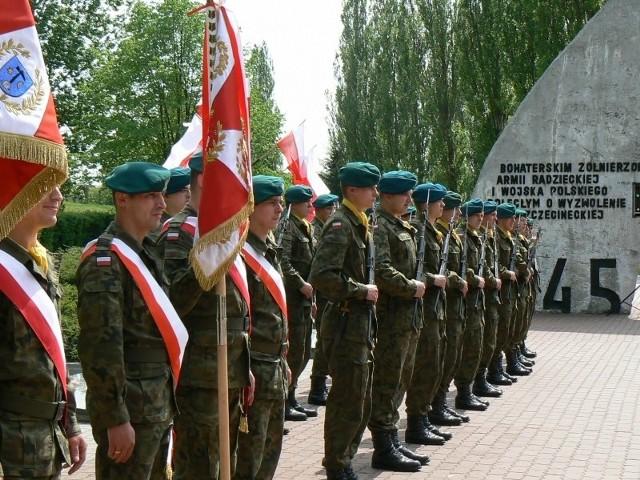Dzien Zwyciestwa w SzczecinkuObchody Dnia Zwyciestwa w Szczecinku.