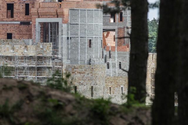 Spółka D.J.T. otrzymała pozwolenie na budowę obiektu w połowie 2015 roku