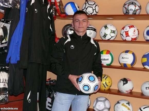 W KielSporcie można kupić nie tylko artykuły dla piłkarzy