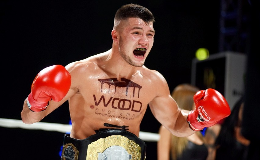 Gala sportów walki Makowski Fighting Championship 18.