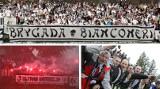 Sandecja Nowy Sącz. Kibice, fani, fanatycy. Tak było na trybunach, kiedy Sącz żył piłką ZDJĘCIA 2009-2011