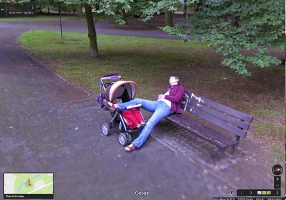Najlepsze Zdjecia Z Google Street View Galeria Zadziwiajacych Zdjec