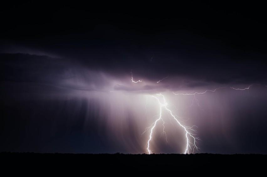 Uwaga mieszkańcy Lubuskiego! IMGW wydało ostrzeżenie drugiego stopnia przed burzami i intensywnymi opadami deszczu