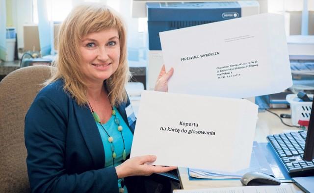Do koszalińskiego Wydziału Spraw Obywatelskich, na ręce Alicji Czeczotki, trafiło już 11 wniosków o korespondencyjne głosowanie.