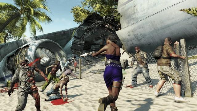 Dead Island RiptideBohaterowie gry Dead Island Riptide nie mają szczęścia. Gdzie nie trafią, tam czekają zombie