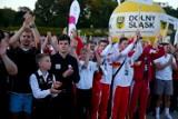 XXII Olimpiada młodzieży - Dolny Śląsk na piątkę
