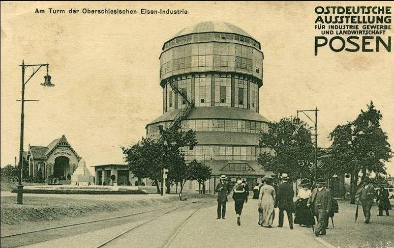 Wieża Górnośląska to spadek odziedziczony po Wystawie...