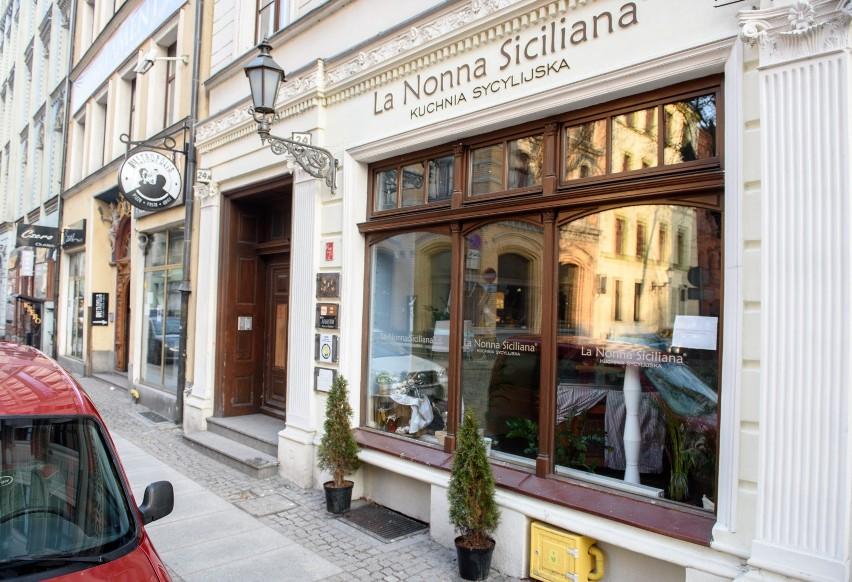 La Nonna Siciliana W Toruniu Przeszła Kuchenne Rewolucje