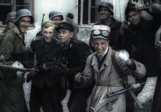 Pierwszy fabularny film non-fiction pokazuje umieranie stolicy Polski