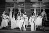 Sesja kandydatek na Miss Podlasia 2019 w sukniach ślubnych prosto z Paryża