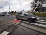 Niebezpieczne skrzyżowanie koło Plazy w Toruniu? [Pogotowie reporterskie]