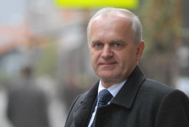 Władysław Dajczak w wyborach ma poparcie Prawa i Sprawiedliwości