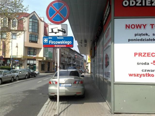 Rzeszów, ul. Zygmuntowska.