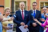 Jacek Żalek i PiS odgrzewają sprawę Eiffage. Twierdzi, że miasto straciło 50 mln zł (zdjęcia, wideo)