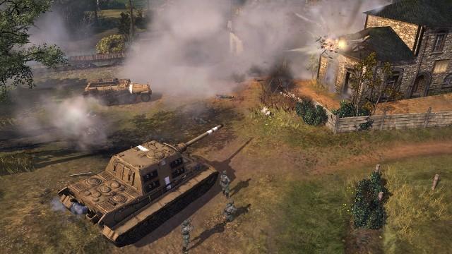 Company of Heroes 2: Armie Frontu ZachodniegoCompany of Heroes 2: Armie Frontu Zachodniego