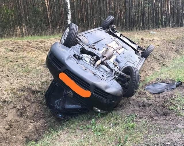 Wypadek w Goskach-Wąsoczem. 13 lipca 2019