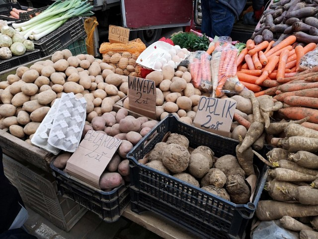 Pandemia najbardziej dotknęła producentów warzyw. Z powodu zamknięcia gastronomii i hoteli stracili część rynku zbytu