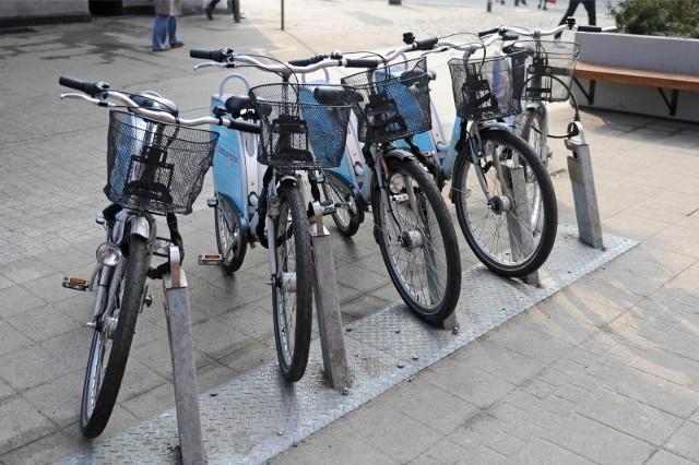 Rowery miejskie wracają od środy, 1 marca