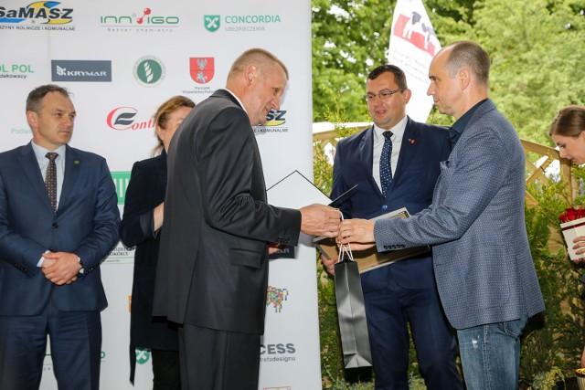 Andrzej Dziekoński, rolnik  ze wsi Dziękonie (gm. Mońki) - nagroda kapituły