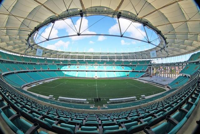 Arena Fonte Nova - Salvador da Bahia, koszt 592 mln R$