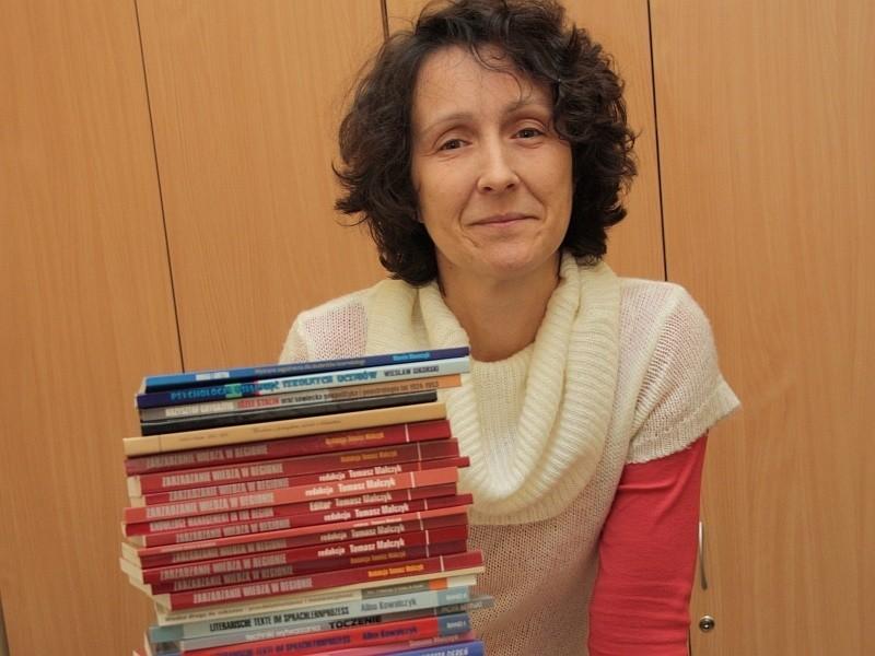 Ewa Bernat: - Najlepiej sprzedają się wydawnictwa dla studentów kosmetologii oraz zarządzania i inżynierii produkcji.