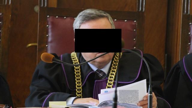 Sędzia Marek Z. z Przemyśla usłyszał zarzuty korupcyjne.