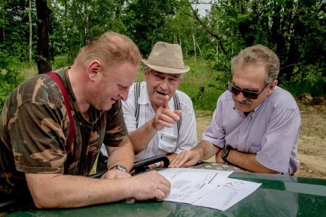 Trwają prace poszukiwawcze złotego pociągu na zlecenie Piotra Kopra