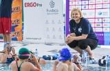 Otylia Jędrzejczak szkoliła młodych adeptów pływania i ich rodziców. Pierwszy Otylia Swim Tour odbył się w Rybniku