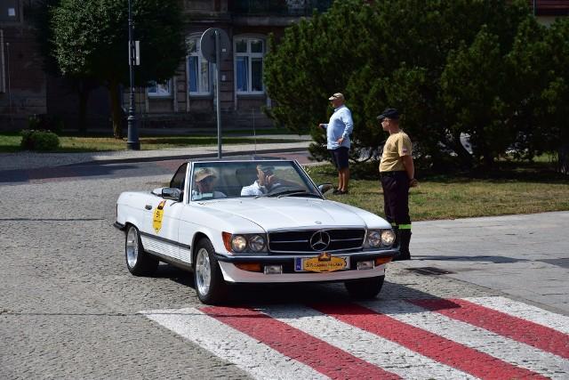 Międzynarodowy Festval Cabrio w Żninie.