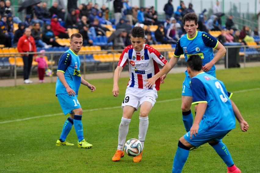Po zwycięstwie 2-0 nad Stalą Szczecin młodzi piłkarze Odry są bliscy awansu do Centralnej Ligi Juniorów.