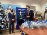 Półtora tysiąca przyłbic dla lubelskich szkół od Politechniki Lubelskiej