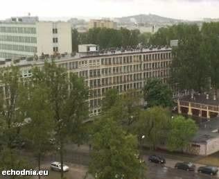 Zdaniem respondentów Domu Badawczego Masion, Kielce to miasto, które odpycha. Fot. M. Ślusarz