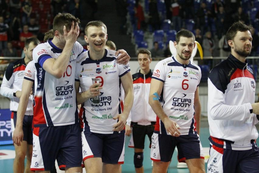 Łukasz Wiśniewski od lat należy do czołowych graczy PlusLigi na swojej pozycji