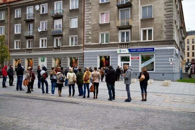 Punkty obsługi pasażera przy ul. Składowej 11 i Lipowej 16 w Białymstoku będą krócej otwarte.