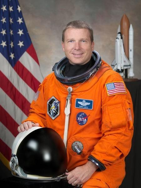 Terry Virts, astronauta grupy NASA, odwiedzi Rzeszów.