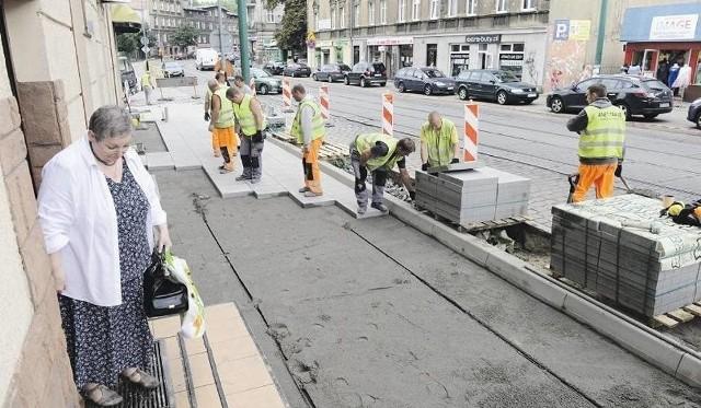 Radni ze Starego Miasta chcą przede wszystkim wyremontować chodniki.