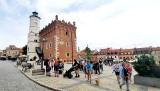 Sandomierz pełen turystów! W sobotę 5 czerwca miasto tętniło życiem [ZDJĘCIA]