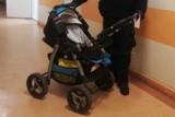 Słupska policja szuka właściciela wózka dziecięcego