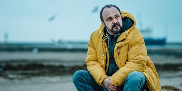 """Arkadiusz Jakubik - ojciec szukający córki w serialu """"Klangor"""" (Canal+)"""