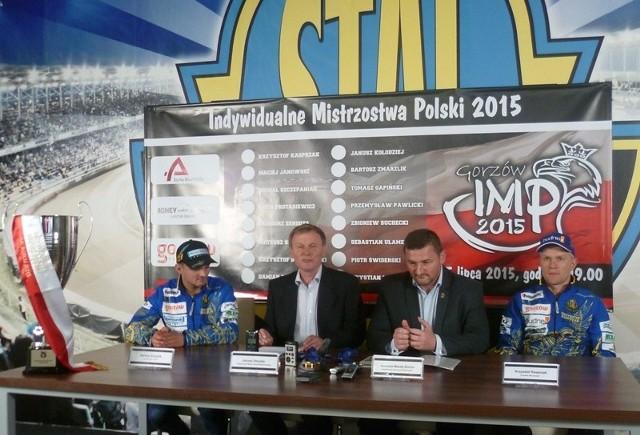 W piątek rozlosowano numery startowe na finał IMP.
