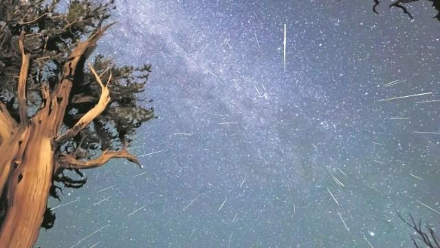Perseidy 2015. Spadające gwiazdy w Białymstoku. Gdzie i kiedy oglądać