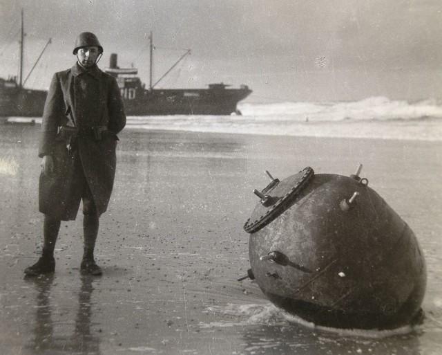 Jedna z min morskich używanych w czasie II wojny światowej